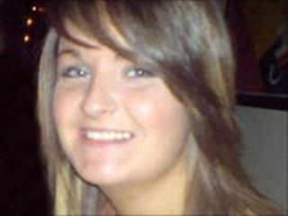 Nicola Murray, who was a twin, died in the crash