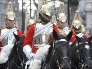 Mounted Household Cavalry (generic)
