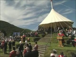Tynwald Day 2009