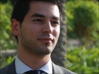 Ayman Najafi