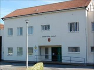 Guernsey Prison at Les Nicolles