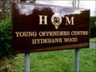 Hydebank Wood offenders centre