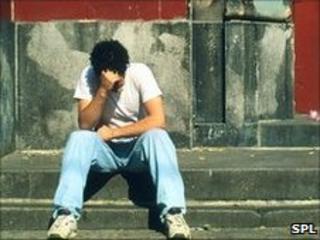 Teenager (file pic)