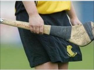 Camogie player