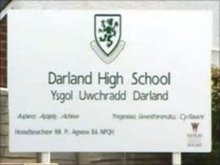 Darland High School, Wrexham