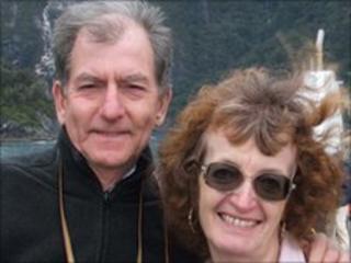 Tudor and Diane David