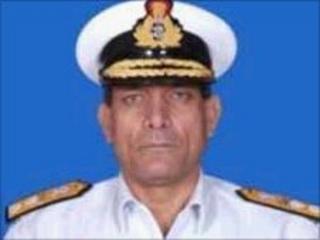 Rear Admiral Satyendra Singh Jamwal