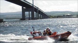 Kessock lifeboat