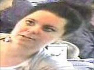 CCTV image of woman police want to trace