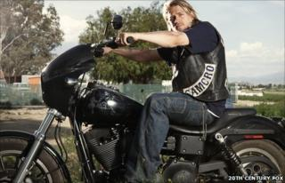 Sons of Anarchy publicity still