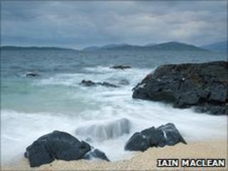 Isle of Harris. Pic: Iain Maclean