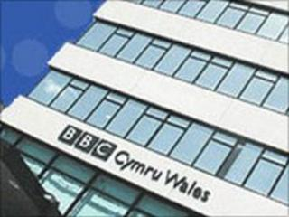 BBC Wales in Cardiff