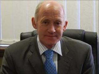 David Anderson MHK