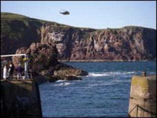 Cliffs at St Abbs
