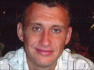 Thomas Berry who was fatally stabbed in Bilston