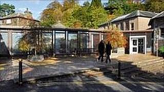 Ambleside campus - courtesy University of Cumbria