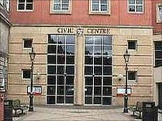 Stoke-on-Trent Civic Centre