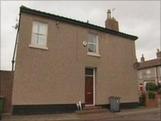 House on Albert Street