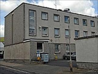 Galashiels Police Station