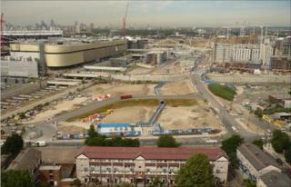 Olympic 2012 site
