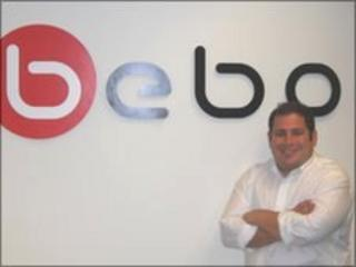 Bebo's new chief executive Adam Levin