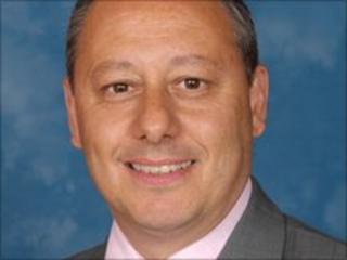 Councillor Peter Charon