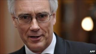 Lord Turner, head of the Financial Services Authority