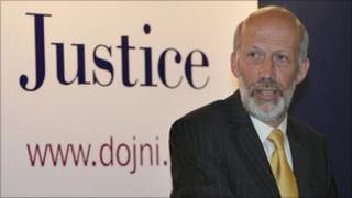 David Ford attended the meeting in Carlingford