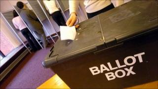 The referendum date coincides with various elections