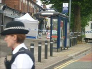 Reassurance patrols are taking place in Acocks Green following the stabbing