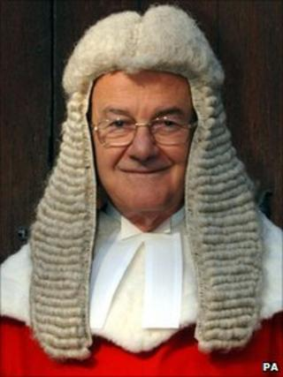Lord Justice Judge