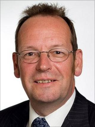 Stephen Hughes, chief executive of Birmingham City Council