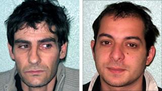 Massimo Manai and Claudio Lamponi