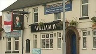 William IV pub