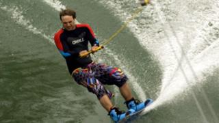 The new system will use a cable system to pull wakeboarders