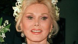 Zsa Zsa Gabor. Photo: April 1986