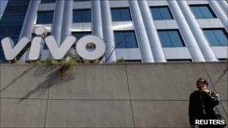 Vivo headquarters, Sao Paulo