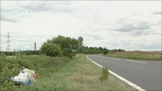 Roper's Lane accident