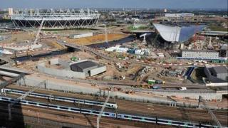 2012 Olympic Park site
