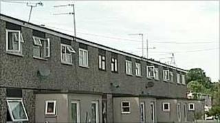 Council homes