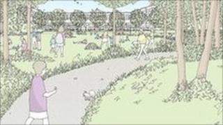 Jersey Town Millennium Park