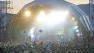 Wakestock stage