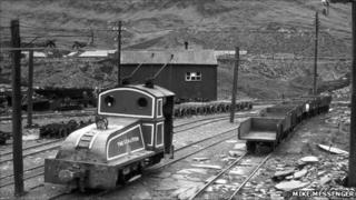 The Coalition at Llechwedd Slate Mines