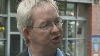 Patrick Murphy of National Union of Teachers