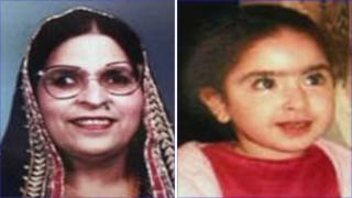 Hameeda Begum (L) and Alana Mian (R)