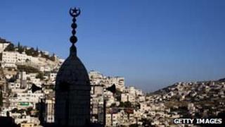 East Jerusalem, where Kashur lives (file photo)