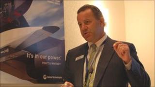 David Hess, president, Pratt & Whitney