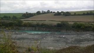 Wenlock Quarry