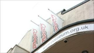 Coliseum in Oldham