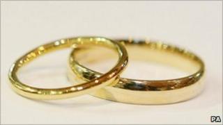 Wedding rings - generic
